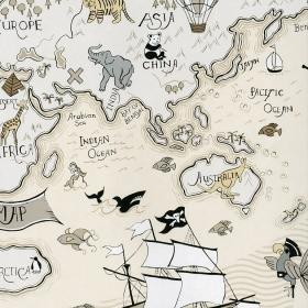 tapet karta barn Treasure Map | Tapetväljaren tapet karta barn